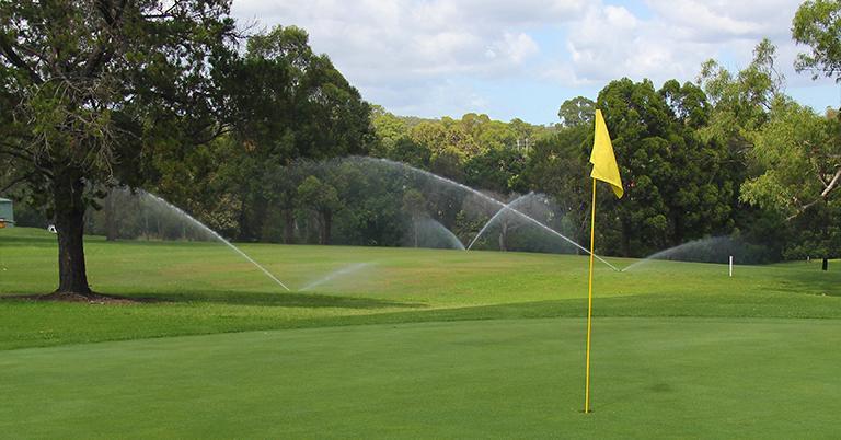 Wallacia Country Club Golf Course