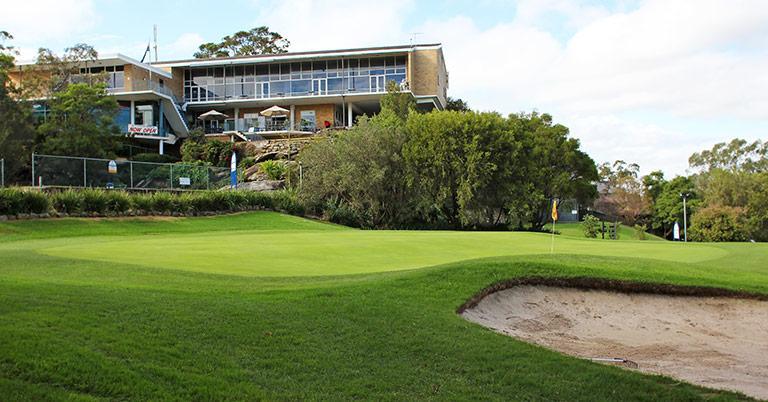 Castle Cove Golf Course